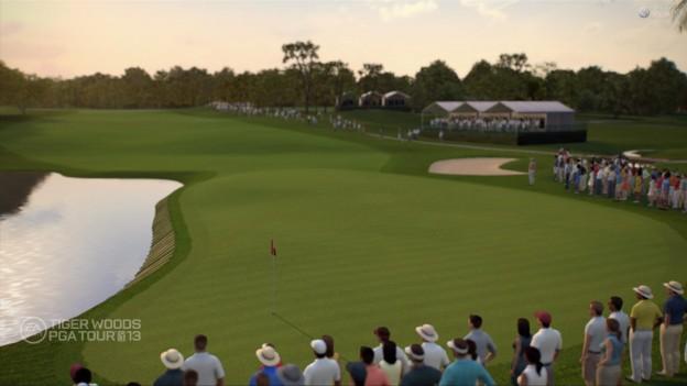 Tiger Woods PGA TOUR 13 Screenshot #26 for Xbox 360