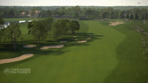 Tiger Woods PGA TOUR 13 Screenshot #35 for Xbox 360