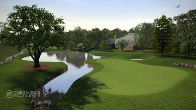 Tiger Woods PGA TOUR 13 Screenshot #47 for Xbox 360