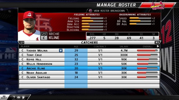 MLB 12 The Show Screenshot #28 for PS3