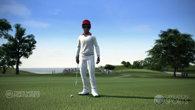 Tiger Woods PGA TOUR 13 Screenshot #52 for Xbox 360