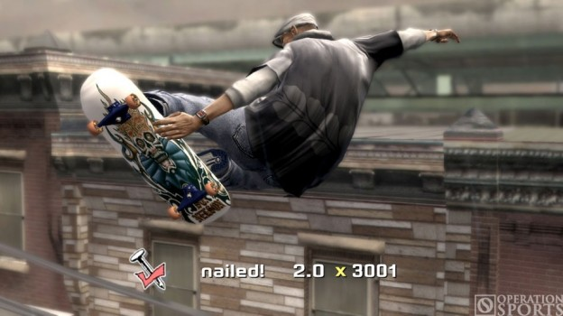 Tony Hawk's Proving Ground Screenshot #3 for Xbox 360