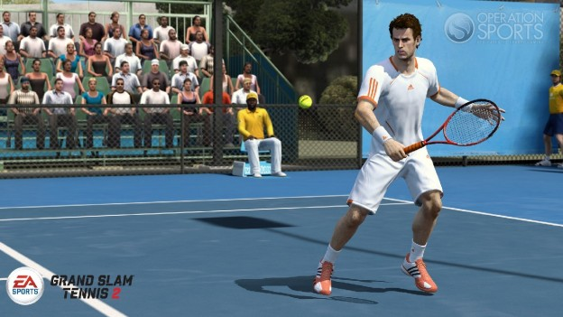 Grand Slam Tennis 2 Screenshot #13 for Xbox 360