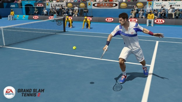 Grand Slam Tennis 2 Screenshot #14 for Xbox 360
