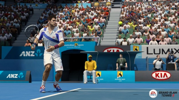 Grand Slam Tennis 2 Screenshot #15 for Xbox 360