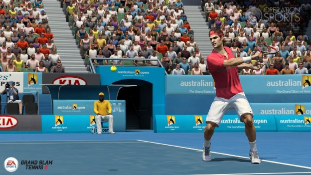 Grand Slam Tennis 2 Screenshot #16 for Xbox 360