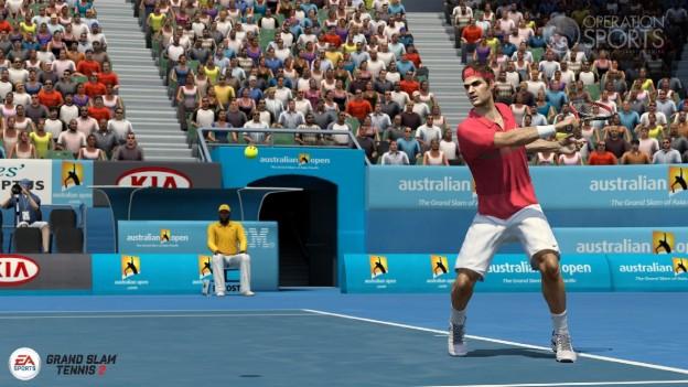 Grand Slam Tennis 2 Screenshot #16 for Xbox 360