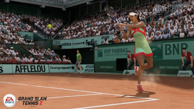 Grand Slam Tennis 2 Screenshot #17 for Xbox 360