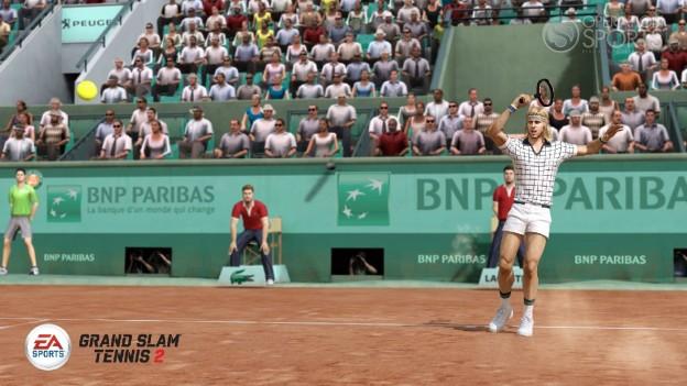 Grand Slam Tennis 2 Screenshot #18 for Xbox 360
