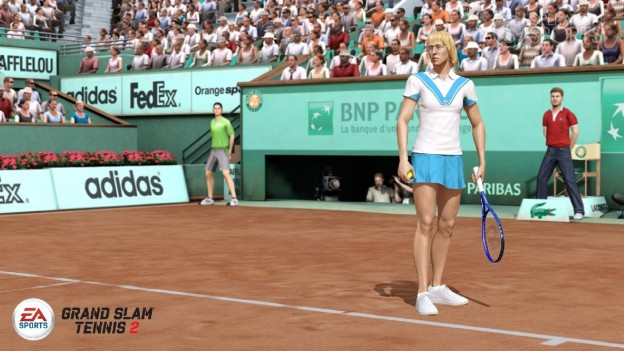Grand Slam Tennis 2 Screenshot #21 for Xbox 360