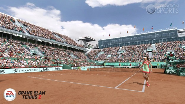 Grand Slam Tennis 2 Screenshot #22 for Xbox 360
