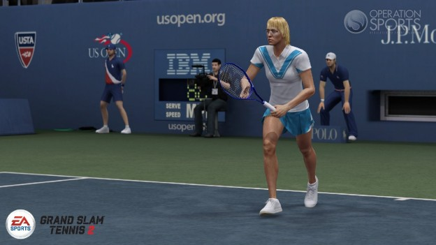 Grand Slam Tennis 2 Screenshot #25 for Xbox 360