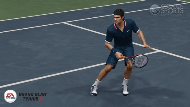 Grand Slam Tennis 2 Screenshot #27 for Xbox 360