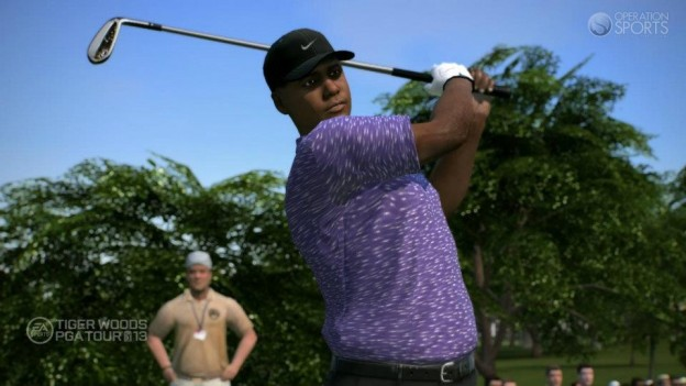 Tiger Woods PGA TOUR 13 Screenshot #67 for Xbox 360