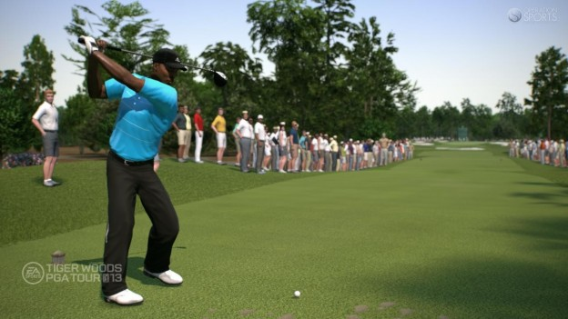 Tiger Woods PGA TOUR 13 Screenshot #74 for Xbox 360