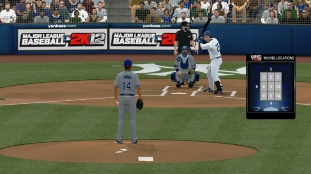Major League Baseball 2K12  Screenshot #9 for Xbox 360