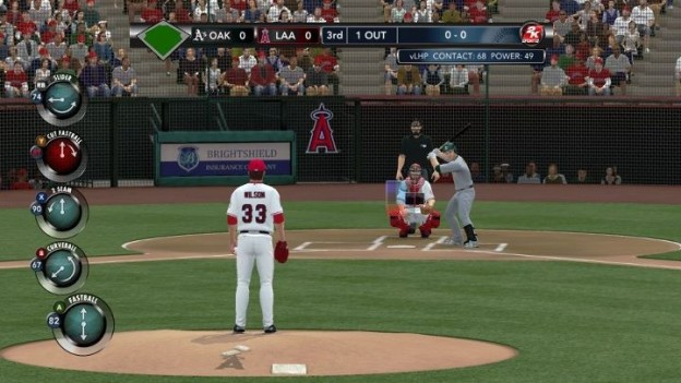 Major League Baseball 2K12  Screenshot #10 for Xbox 360