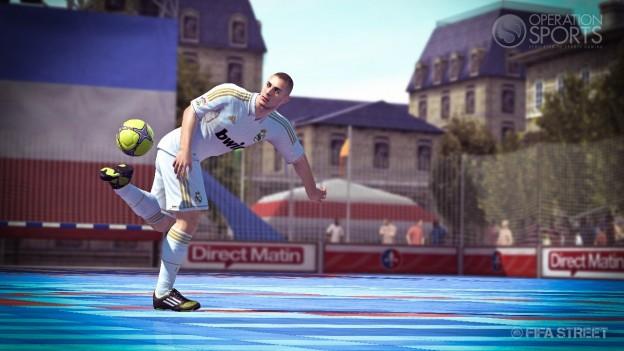 EA Sports FIFA Street Screenshot #45 for Xbox 360