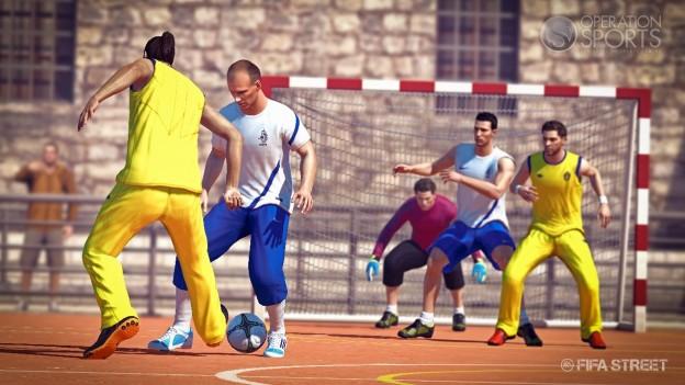 EA Sports FIFA Street Screenshot #50 for Xbox 360