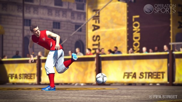 EA Sports FIFA Street Screenshot #52 for Xbox 360