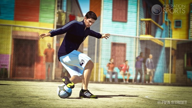 EA Sports FIFA Street Screenshot #53 for Xbox 360