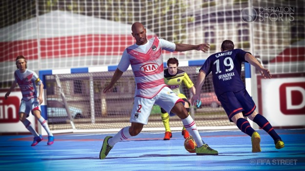 EA Sports FIFA Street Screenshot #54 for Xbox 360