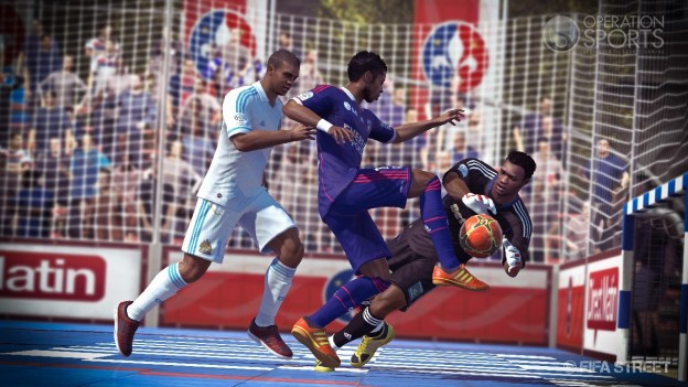 EA Sports FIFA Street Screenshot #58 for Xbox 360