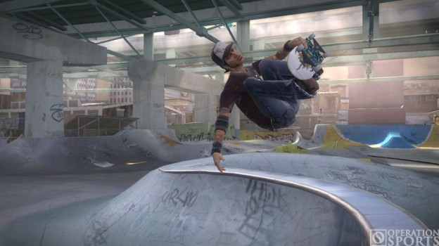 Tony Hawk's Proving Ground Screenshot #4 for Xbox 360