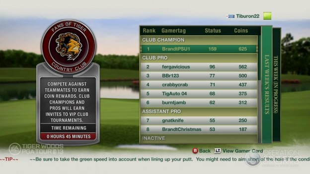 Tiger Woods PGA TOUR 13 Screenshot #28 for PS3
