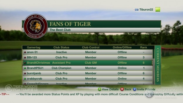 Tiger Woods PGA TOUR 13 Screenshot #29 for PS3