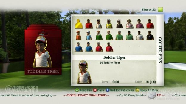 Tiger Woods PGA TOUR 13 Screenshot #33 for PS3