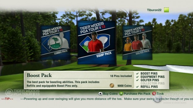 Tiger Woods PGA TOUR 13 Screenshot #35 for PS3