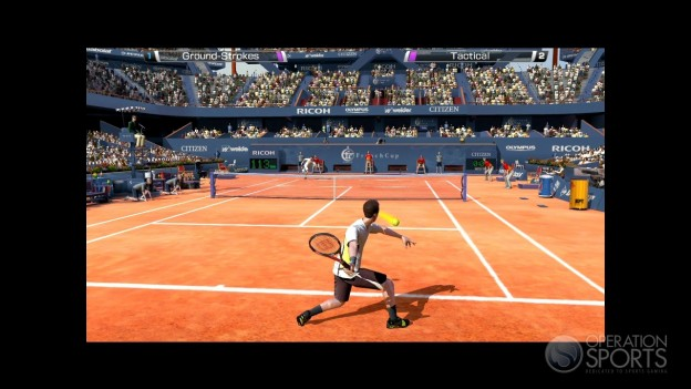 Virtua Tennis 4 Screenshot #30 for PS Vita