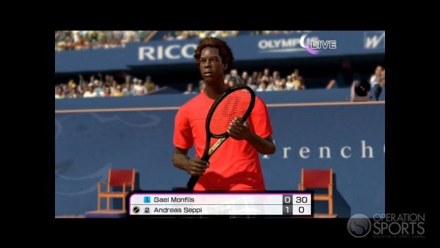 Virtua Tennis 4 Screenshot #31 for PS Vita