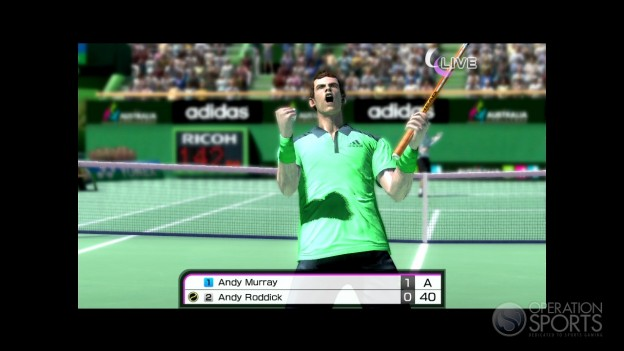 Virtua Tennis 4 Screenshot #32 for PS Vita