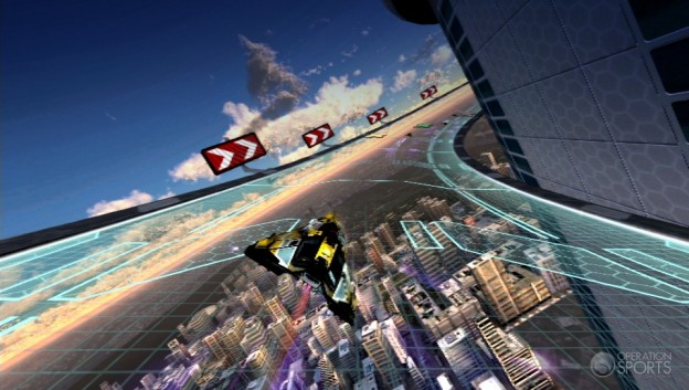 Wipeout 2048 Screenshot #3 for 3DS