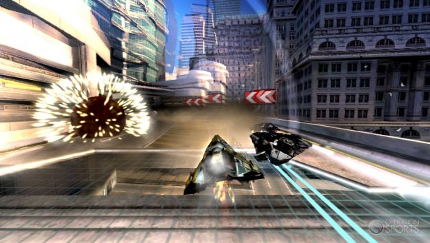 Wipeout 2048 Screenshot #4 for 3DS