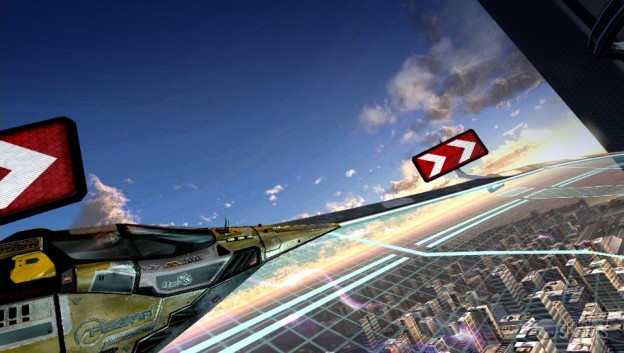 Wipeout 2048 Screenshot #5 for 3DS
