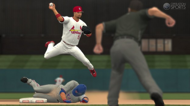 Major League Baseball 2K12  Screenshot #18 for Xbox 360