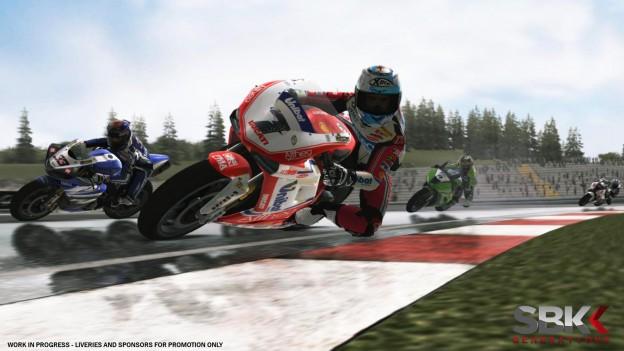 SBK Generations Screenshot #1 for Xbox 360