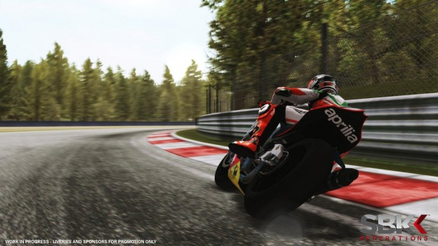SBK Generations Screenshot #2 for Xbox 360