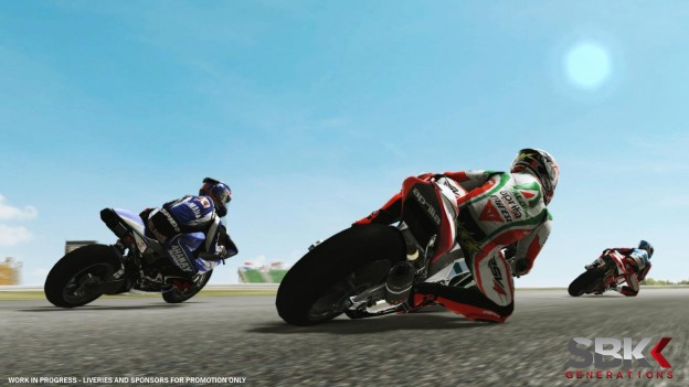 SBK Generations Screenshot #3 for Xbox 360
