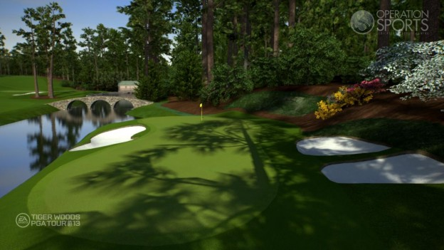 Tiger Woods PGA TOUR 13 Screenshot #102 for Xbox 360