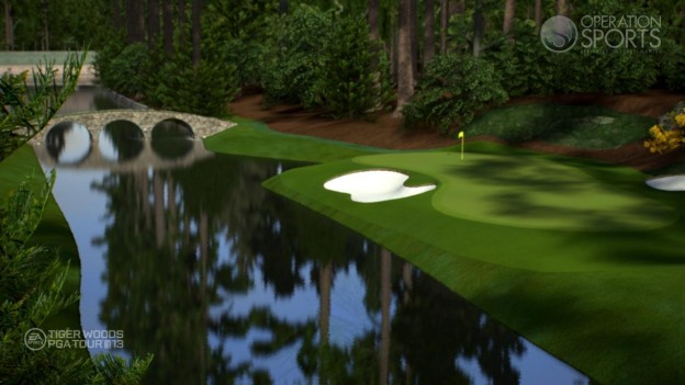 Tiger Woods PGA TOUR 13 Screenshot #104 for Xbox 360
