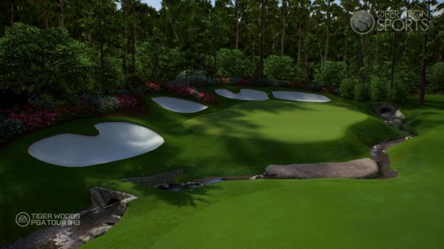 Tiger Woods PGA TOUR 13 Screenshot #107 for Xbox 360