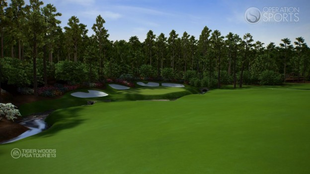 Tiger Woods PGA TOUR 13 Screenshot #108 for Xbox 360