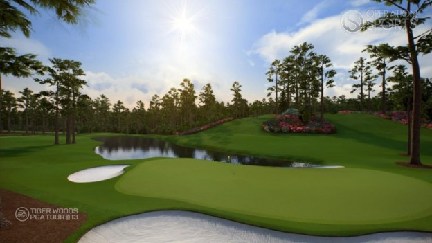 Tiger Woods PGA TOUR 13 Screenshot #112 for Xbox 360