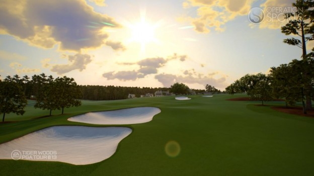 Tiger Woods PGA TOUR 13 Screenshot #113 for Xbox 360