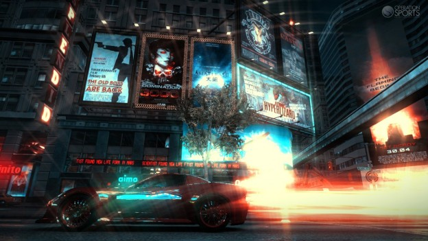 Ridge Racer Unbounded Screenshot #7 for Xbox 360