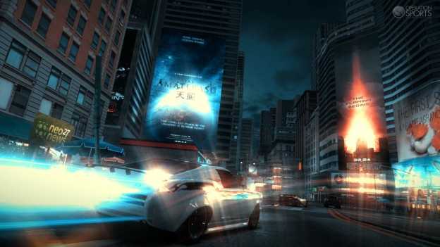 Ridge Racer Unbounded Screenshot #9 for Xbox 360